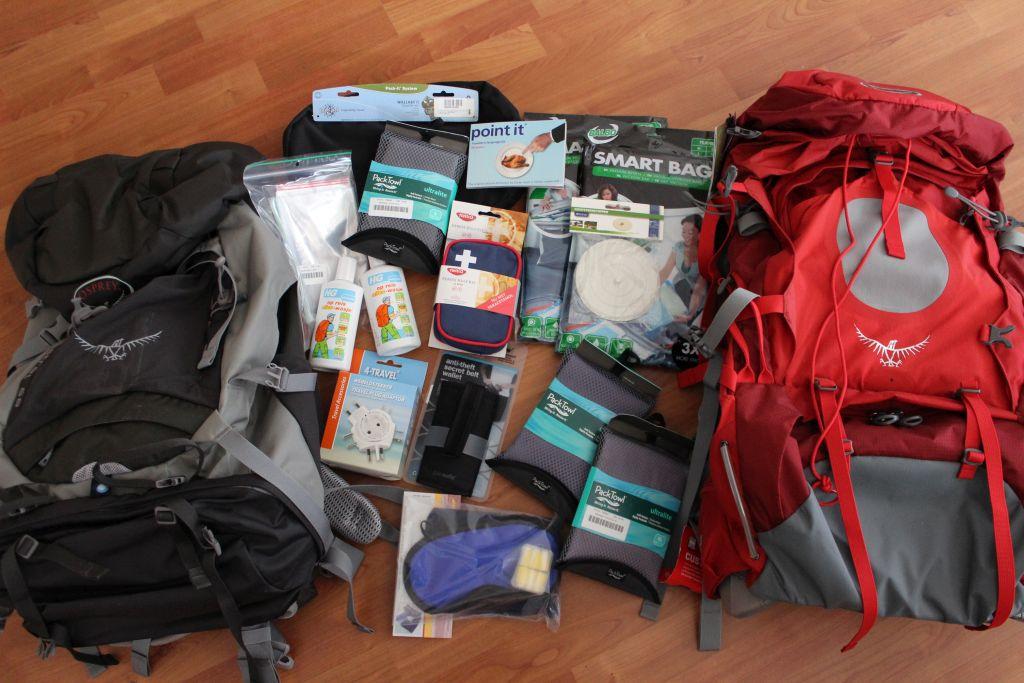 De voorbereidingen zijn begonnen! De eerste spullen zijn gekocht :-) .
